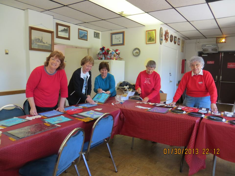 Woman's Club of Lakeside Student Art Program