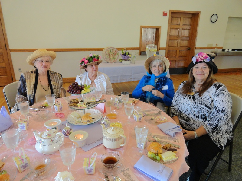GFWC East County Junior Woman's Club TeaTea