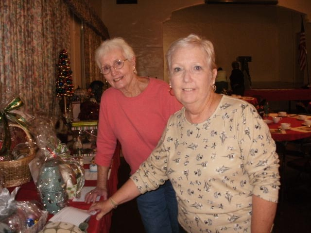 Chula Vista Woman's Club Silent Auction