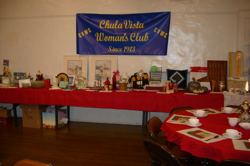 Chula Vista's Woman's Club  100 YEARS!!